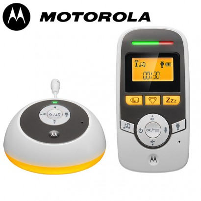 Motorola MBP161 Timer baby monitor with 1.9GHZ DECT technology