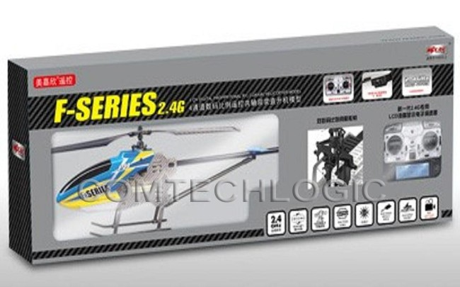 f series 2.4 ghz quadcopter instructions