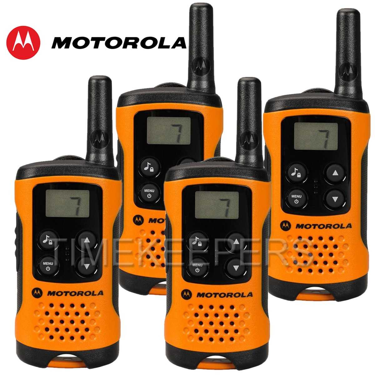 4km motorola tlkr t41 walkie talkie 2 two way pmr 446. Black Bedroom Furniture Sets. Home Design Ideas