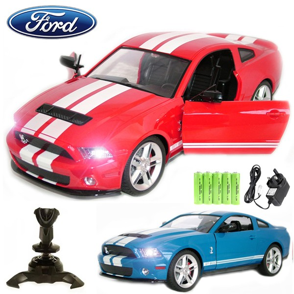 Official Licensed CM-2145 1:14 Ford Mustang Shelby GT500 ...