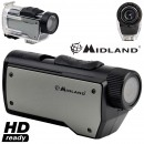 Midland XTC280 HD 5.2MP Waterproof Digital Video Action Camera Camcorder For Skiing Diving Watersports