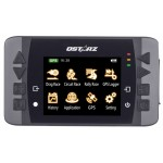 """Qstarz LT-Q6000S CX 2.4"""" LCD 10Hz GPS Data Logger and Racing Track Lap Timer for Cars"""