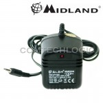 Midland ALAN MW904 UK 3 Pin Wall Charger for Midland Radios