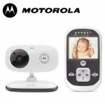 Motorola MBP662 Connect Digital Video Baby Monitor With FHSS Wireless Technology