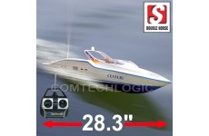 "Double Horse 7004 Century Remote Control Racing Speed Boat -  RTR  28.3""  Long"