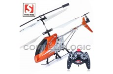 Double Horse 9098 Mini RC Radio Remote Control Gyro Metal USB Helicopter