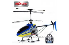 MJX F-39 2.4Ghz F-Series LCD RC Radio Remote Control 4 Ch Gyro Metal Helicopter