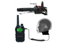 HM-600 Open Face Motorbike Helmet Headset for Binatone Radio Action 950 1000 Terrain 550 750