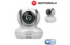 Motorola Blink83 Hd Wi-Fi Remote Digital Audio Video Baby Monitor & Home Security Camera