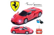 Official Licensed CM-2165 1:20 Ferrari Enzo Rechargeable Radio Controlled RC Electric Car Ready To Run EP RTR