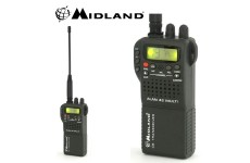 Midland Alan 42 AM FM Multi Band Mobile Handheld CB Transceiver Radio