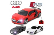 Official Licensed CM-2182 1:18 Audi R8 GT Radio Controlled RC Electric Car Ready To Run EP RTR