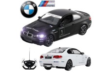 Official Licensed CM-2158 1:14 BMW M3 Motorsport Coupe Radio Controlled RC Electric Car - Ready to Run EP RTR