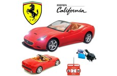 Official Licensed CM-2164 1:20 Ferrari California Rechargeable Radio Controlled RC Electric Car Ready To Run EP RTR