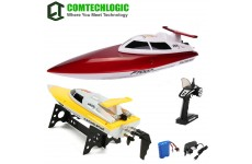 FT007 4CH 2.4Ghz High Speed Racing Radio control RC Boat EP RTR