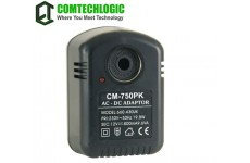 Comtech CM-750PK AC-DC 230v-12v 800mA Cigarette Lighter Power Inverter Converter