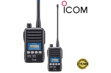 Icom IC-F51 Atex Portable Waterproof Simple Digital analogue Two Way Radio