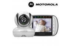 Motorola MBP36S Remote Digital Video Audio Baby Monitor