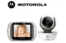 Motorola MBP853 Connect Wifi HD Digital Pan and Zoom Video Baby Monitor