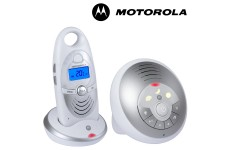 Motorola MBP15 Digital Audio Long Range 300M Baby Monitor with LCD Display