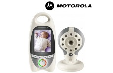 Motorola MBP31 Digital Video Audio Long Range 200M Baby Monitor Night Vision Camera