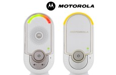 Motorola MBP8 1.8GHz Dect 50m Remote Digital Audio Baby Monitor