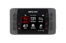 "Qstarz LT-Q6000CX 2.4"" LCD 10Hz 66 Channel GPS Data Logger and Racing Track Lap Timer for Cars"