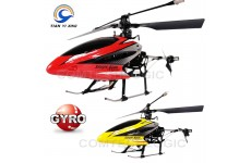 TY912 Single Rotor 3.5 Ch RC Radio Remote Control Helicopter with Built in Gyro