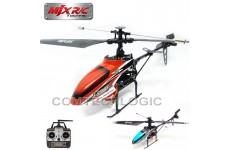MJX F46 Single Rotor 4 Channel RC Radio Remote Control MEMS Gyro Helicopter EP