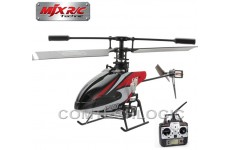"""MJX F47 4CH 2.4Ghz Single Rotor RC Radio Remote Control Helicopter with MEMS Gyro - 10.6"""" Long"""
