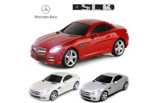 Official Licensed CM-2156 1:18 Mercedes Benz SLK 350 Radio Controlled RC Electric Car Ready To Run EP RTR
