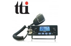 TTI TCB-550N Multi-Standard 40 Channels CB Radio
