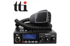 TTI TCB-771 Multi-Standard 12-24V Dual Voltage CB Mobile Radio