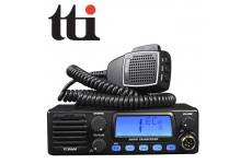TTI TCB-900 DSS 12-24V Dual Voltage Mobile CB Radio With Integral Front Speaker