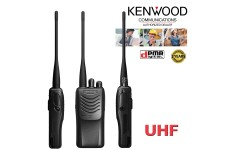 Kenwood TK3000 UHF Portable Digital analogue Two Way Business Radio