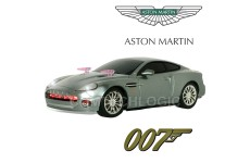 007 James Bond Aston Martin V12 Vanquis Motorised Car with Lights Sound and Secret Weapons Reveal - Die Another Day