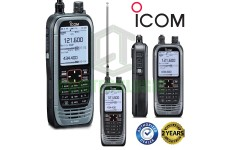 Icom IC-R30 Wideband Handheld Analogue/Digital Scanning Receiver