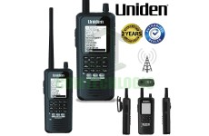 Uniden UBCD3600XLT  with Activated NXDN Include free 4 GB microSD card