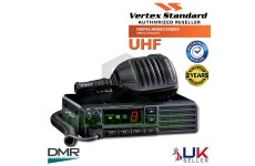 Vertex VX-2100E UHF 8 Channel Mobile Two-Way Digital and Analogue Mobile Radio