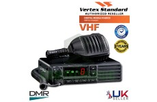 Vertex VX-2100E VHF 8 Channel Mobile Two-Way Digital and Analogue Mobile Radio