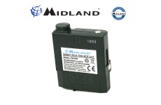 Midland PB-PRO Radio Battery For G7 PRO 1200mAh Li-Ion Rechargeable Battery Pack