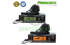 President GRANT II ASC Premium version mobile CB radio NEW