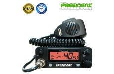 President Truman All european standards + UK40FM mobile AM/FM CB radio