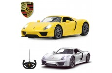 Official Licensed CM-2208 1:14 Porsche 918 Spyder Radio Controlled RC Electric Car - Ready to Run EP RTR