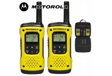 10Km Motorola TLKR T92 H2O Floating Two Way Radio Walkie Talkie Travel Pack - Twin