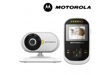 Motorola MBP18 Remote Digital Video Audio Baby Monitor