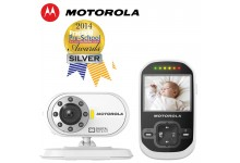 Motorola MBP26 Remote Digital Video Audio Baby Monitor
