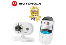 Motorola MBP27T Remote Digital Video Audio Baby Monitor
