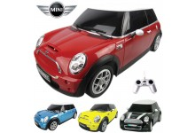 Official Licensed CM-2101 1:24 Mini Cooper S Radio Controlled RC Electric Car Ready To Run EP RTR