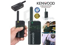 Kenwood PKT-23T Light Weight Analogue License Free PMR446 Business Compact Radio